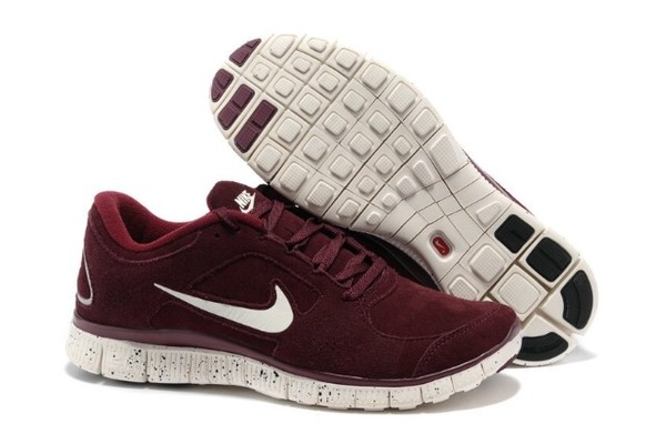 shoes suede nike running shoes crimson