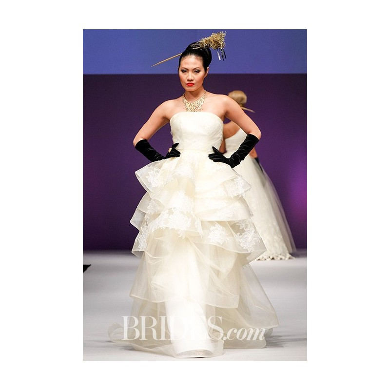 Yumi Katsura - Fall 2017 - Stunning Cheap Wedding Dresses Prom Dresses On sale Various Bridal Dresses