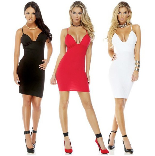 Dress: sexy dress, little black dress, clubwear, party dress, club ...