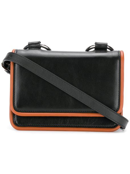 MARNI mini shoulder bag mini women bag shoulder bag leather black