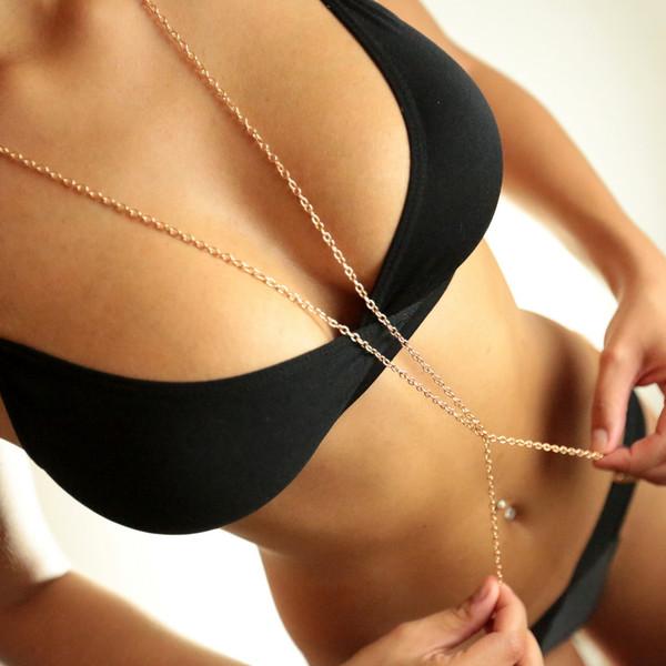 Rihanna Body Chain (As Seen On Rihanna) | Two Peace Bikinis   Boutique
