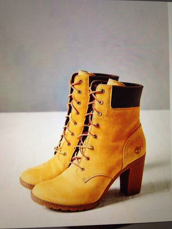 where to get timberland heels journeys