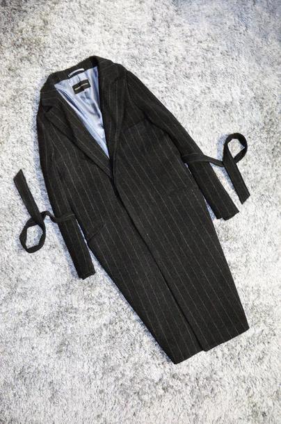 coat grey coat strip