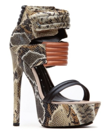 beyoncé jeans high heels snake platform shoes snake print snake skin heels new pyrex black shoes