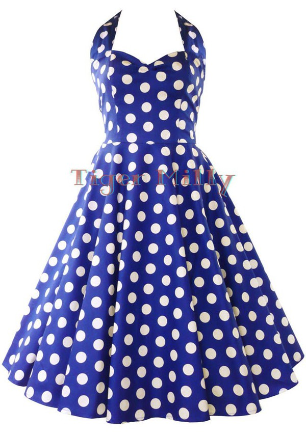 50s vintage 50s style polka dots polka dot dress red dress prom dress evening dress vintage vintage dress 40's 60s style
