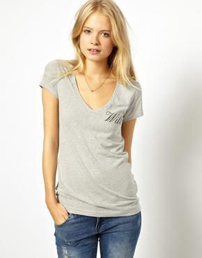 Jack Wills | Jack Wills V Neck T-Shirt at ASOS