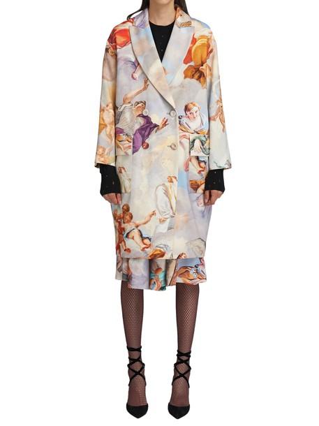 coat multicolor