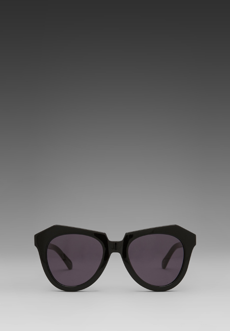 KAREN WALKER Number One in Black at Revolve Clothing - Free Shipping!