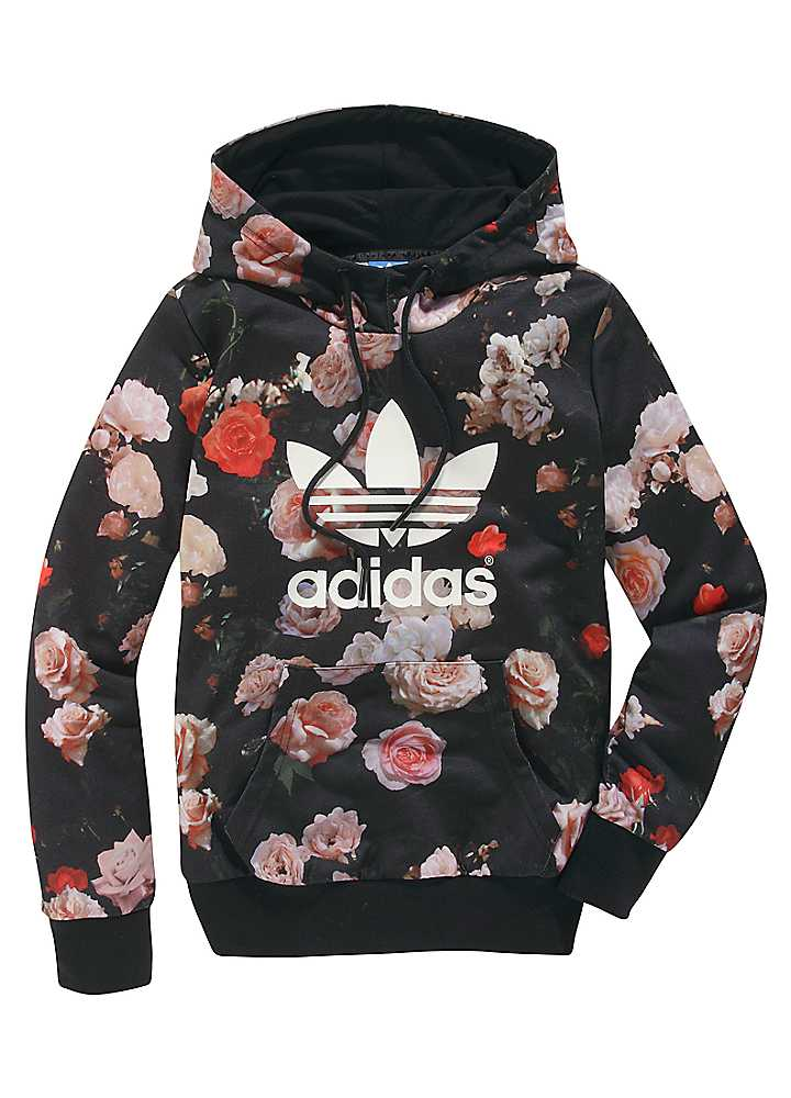 'Logo Ao Hoodie' by adidas Originals | Womens Sportswear | Sports | Look Again