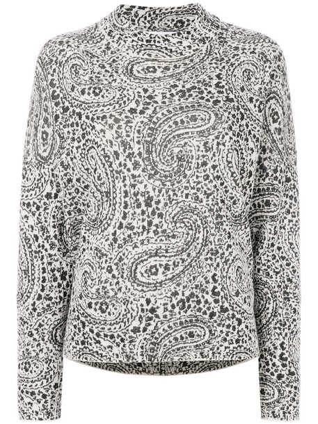 Christian Wijnants jumper women wool grey sweater