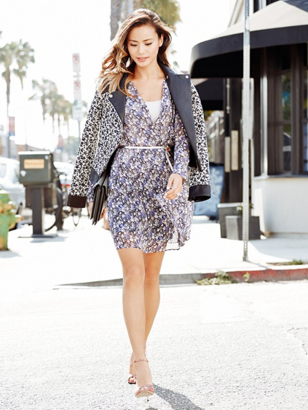 jacket dress shoes jamie chung