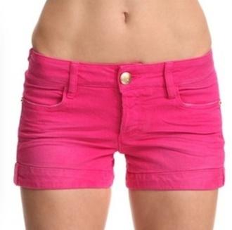 jeans shorts pink pink shorts pink jeans denim shorts denim