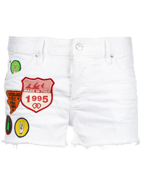 shorts denim shorts denim women spandex white cotton