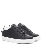 fur sneakers,fur,street,urban,sneakers,leather,black,shoes