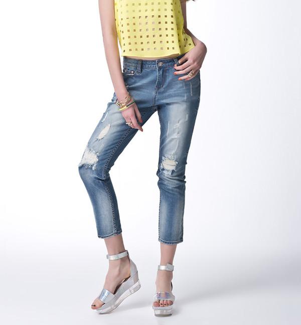 jeans cool boyfriend jeans stylemoi streetstyle