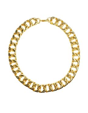 Gogo Philip | Gogo Philip – Breite Halskette bei ASOS