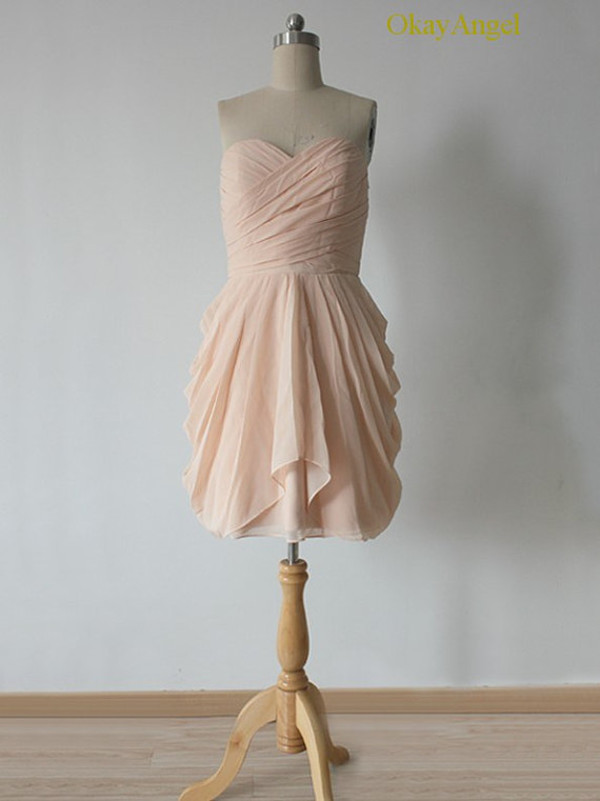 cute bridesmaid dress cute bridesmaid dresses light pink bridesmaid dress light pink prom dress short party dresses short prom dress short bridesmaid dress dress