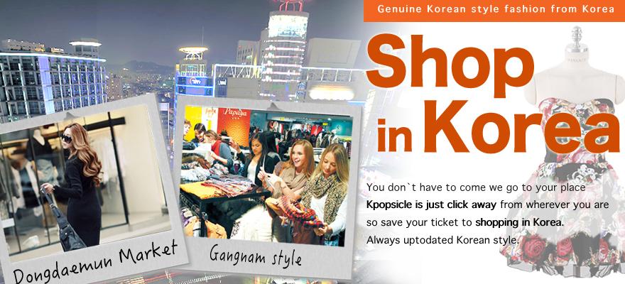 Shop Korean Fashion