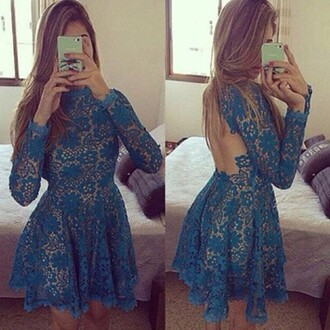 dress casual lace party fashion top