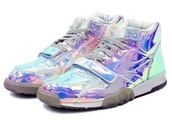 shoes,holographic,holographic shoes,hologram sneakers