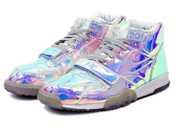 shoes holographic holographic shoes hologram sneakers holographic