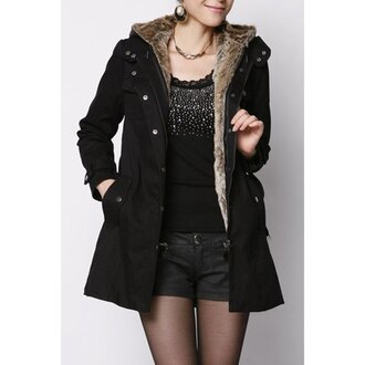 coat rose wholesale winter coat warm winter outfits fall outfits high waisted shorts shorts