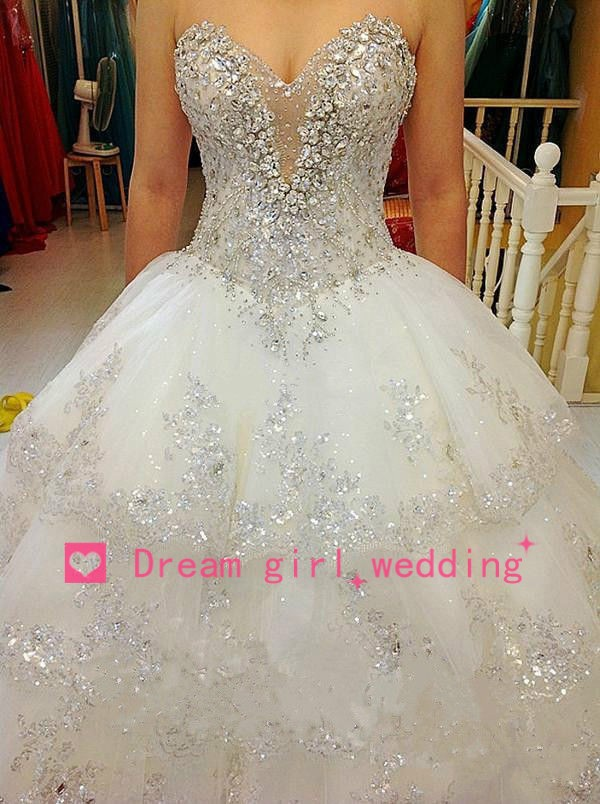 wedding events bridal ball gown ball gown dress heavy beaded long wedding dress wedding dress bridal gown evening dress prom dress sweetheart dress beading wedding dresses pleated dress long prom dress ball gown wedding dresses