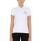 Stretch cotton pique polo shirt
