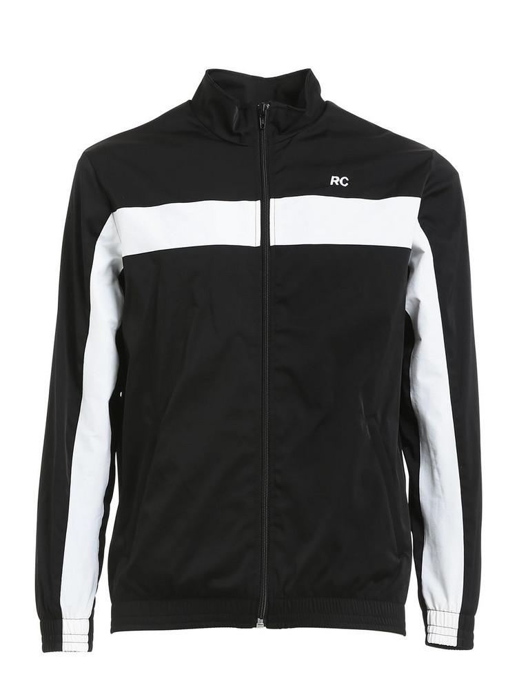 RESORT CORPS Survêtement Rc Nylon Track Jacket in black