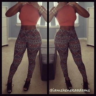 pants sexy hot outfit movies brands hippie aztec clothes leggings