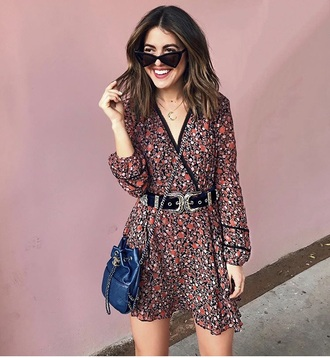 dress floral flowy silk dress mini dress kimono black dress sunglasses sunnies black sunglasses accessories accessory