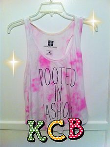 ROOTED IN FASHION TANK TOP on The Hunt