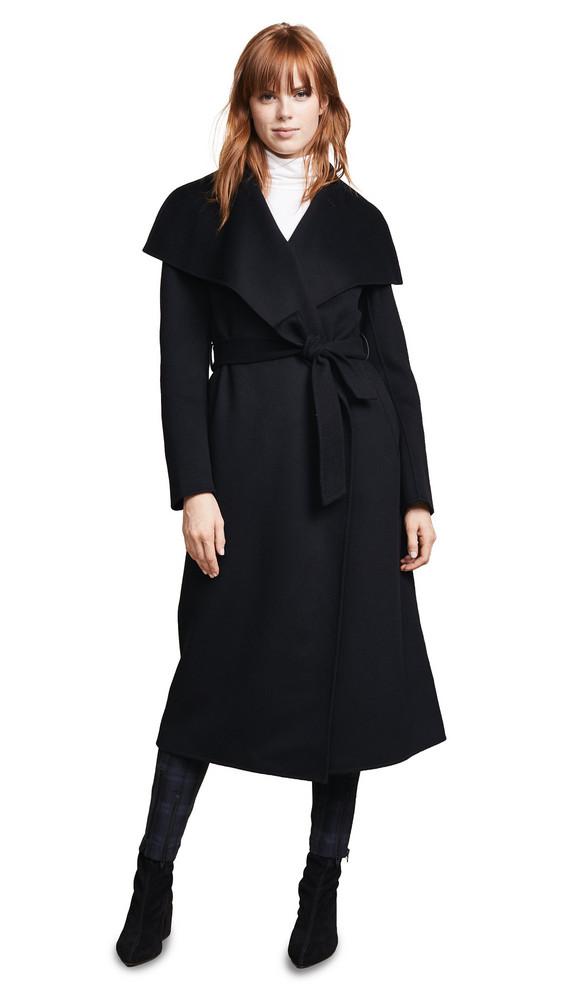 Mackage Mai Wool Jacket in black