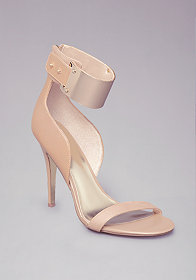bebe | Hologram Strappy Sandal - Sandals