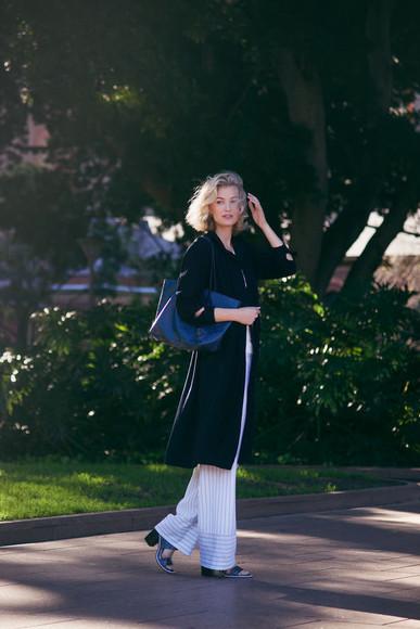 zanita shoes bag blogger