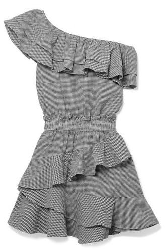 dress mini dress mini cotton gingham