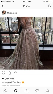 dress,gown,prom dress,sparkly prom dress,silver dress,wedding dress