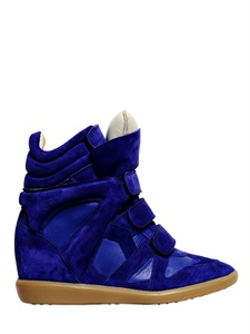 SNEAKERS - ISABEL MARANT -  LUISAVIAROMA.COM - WOMEN'S SHOES - SPRING SUMMER 2014