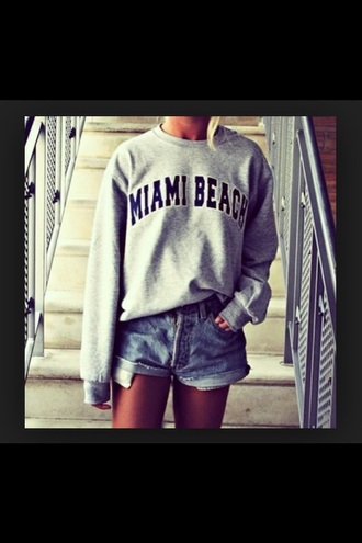 america miami sweater miami beach