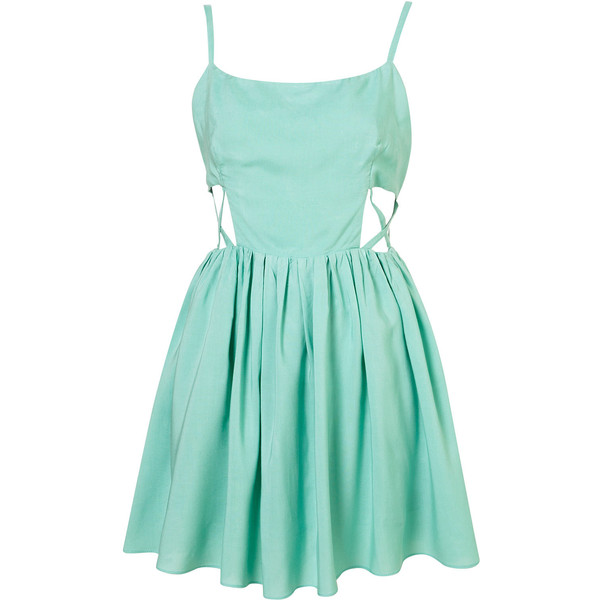 Melanie Dress by Goldie** - Polyvore