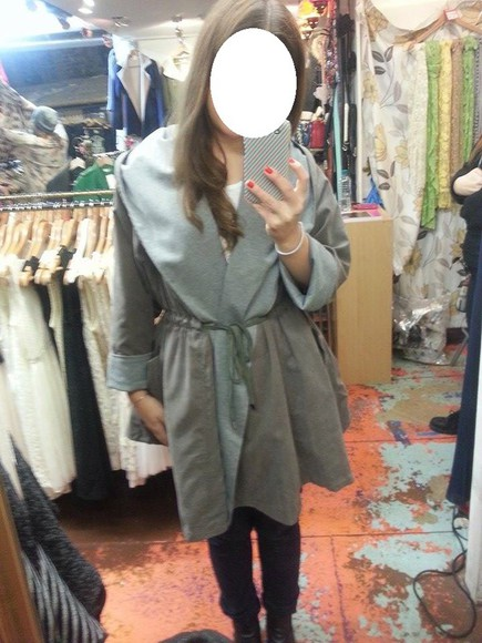 trench coat coat camden town grey autumn fashion beautiful classy