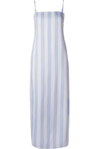 Mara Hoffman dress maxi dress maxi light blue light blue