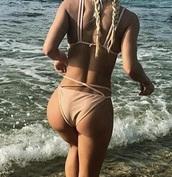 swimwear,bikini,tan,beige,want need