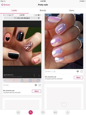 phone case nail polish