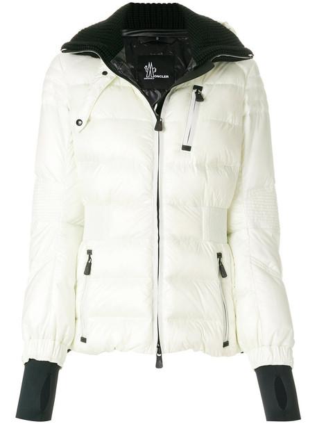 jacket women white