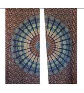 home accessory,shower curtain,wall curtains,wholesale mandala curtains,mandala curtains