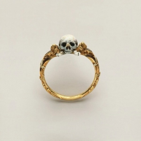 jewels ring skull gold gold ring skull ring skull ring skull ring gold ring skeleton gold ring