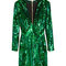 H&m sequin-embroidered dress £119.99