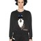 Karl loves fendi jersey sweatshirt