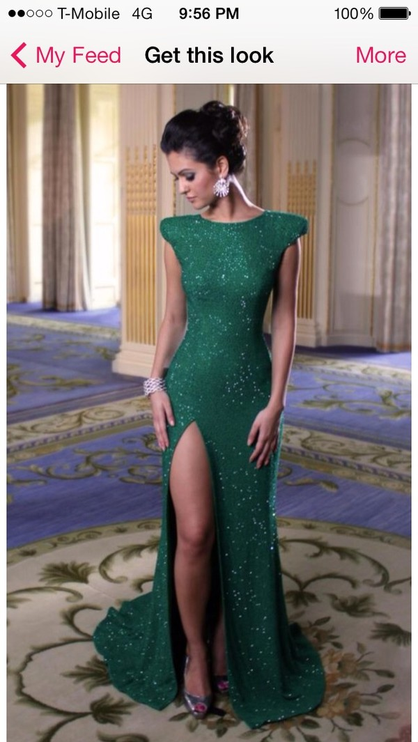 dress emerald green dress evening outfits